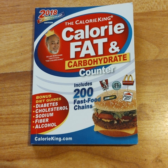 Other - The calorie king calorie counter